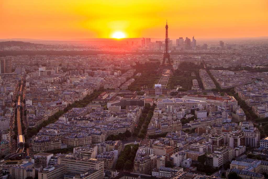 Mais bonitas cidades turísticas na França