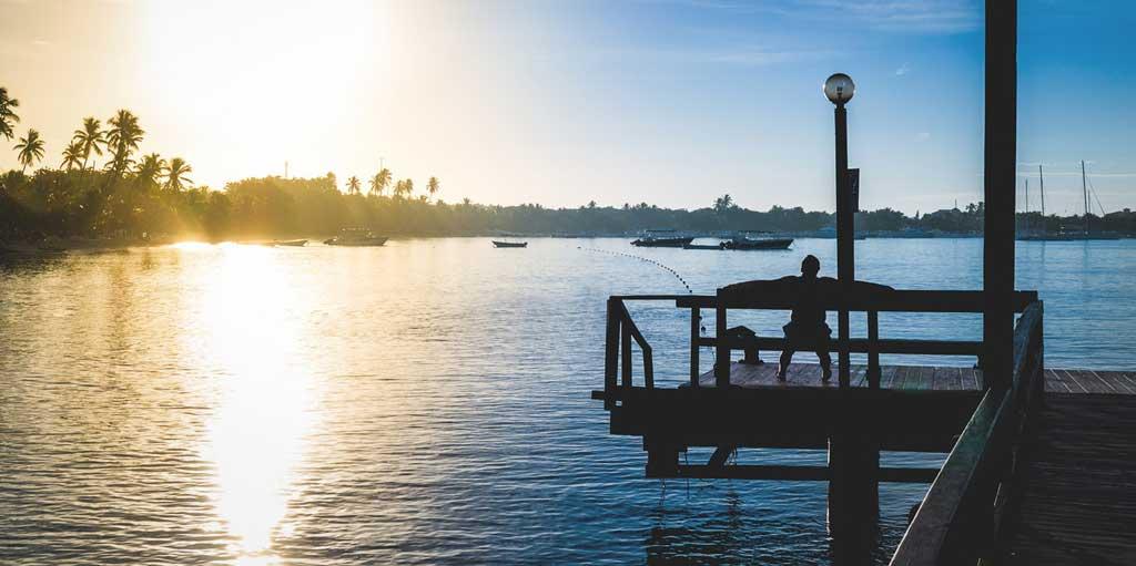 Destinos paradisíacos no Caribe