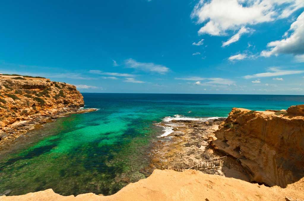 Paraíso nas Ilhas Baleares