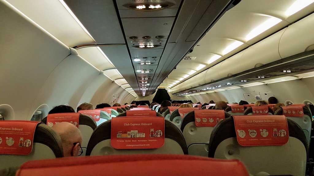 Melhores companhias aéreas: Conforto
