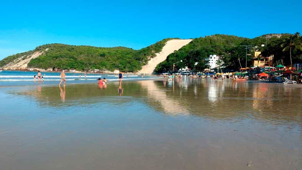 Praia Ponta Negra