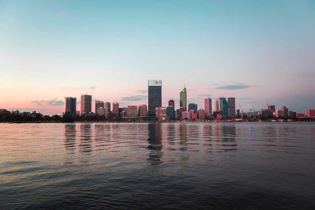 Cidade de Perth