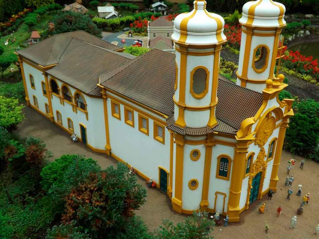 Cidade Histórica de MG - Ouro Preto