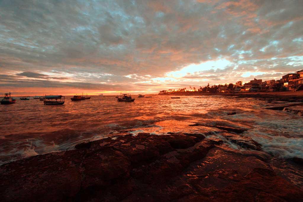 Praias da Bahia e suas belezas naturais