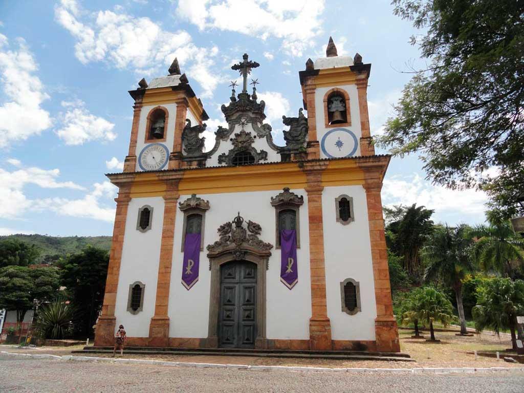 Turismo em Minas Gerais: Sabará