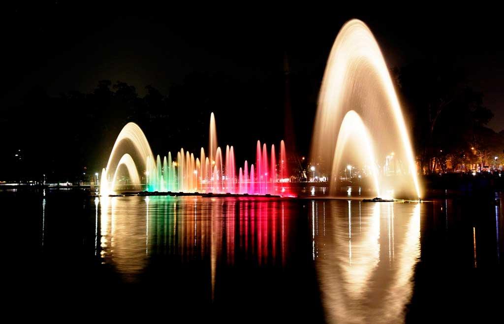 Turismo em SP: Parque Ibirapuera