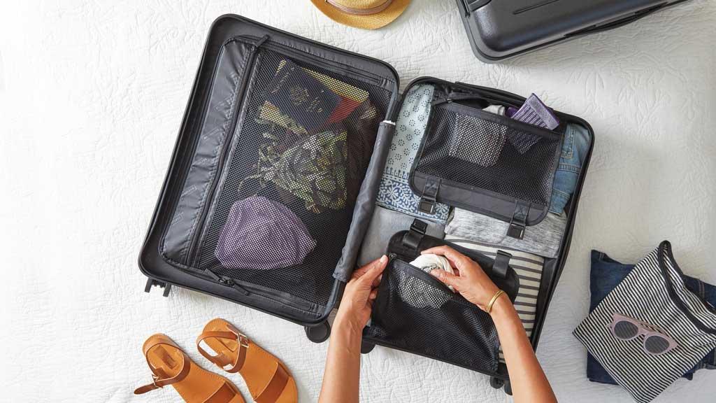 Fazer as malas para viagem para Austrália
