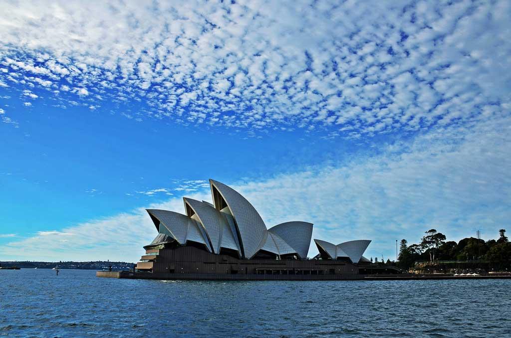 Ópera em Sydney