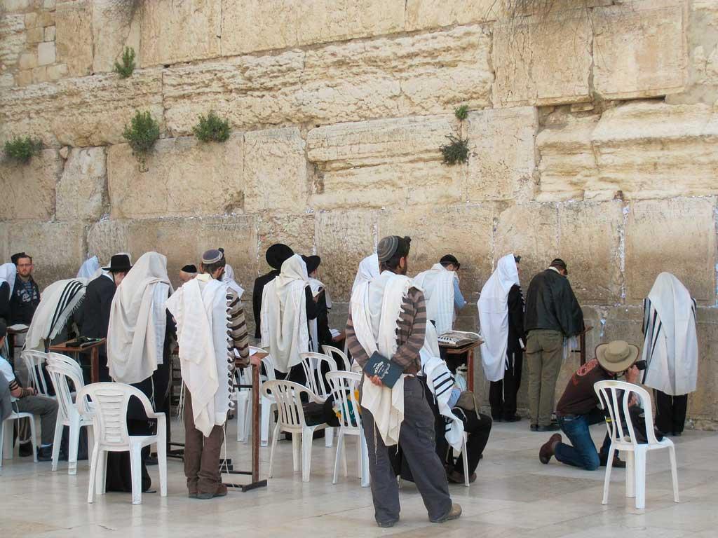 Roupas usadas em Israel