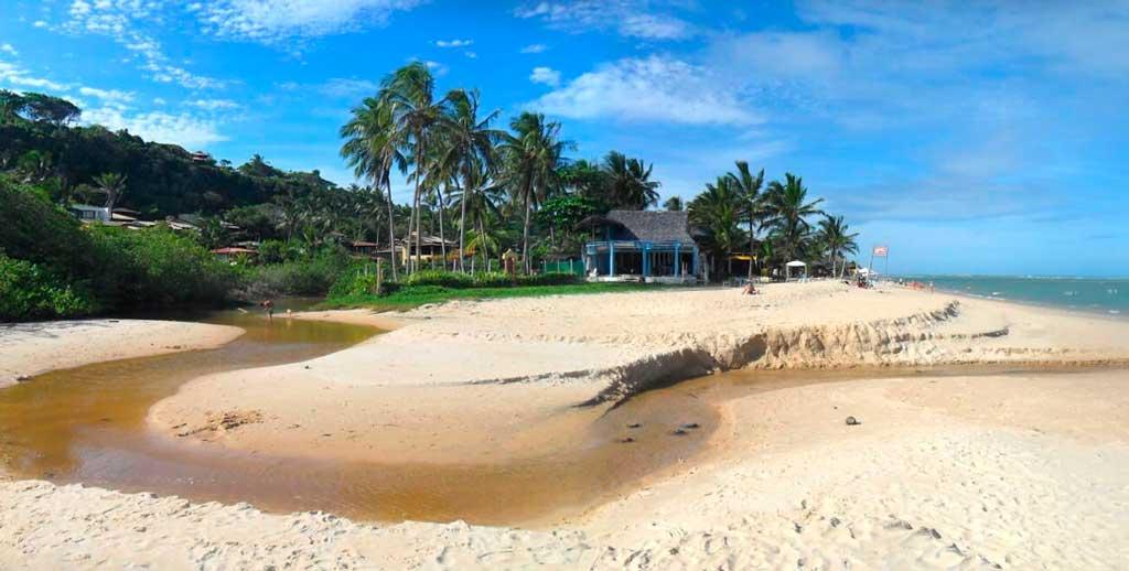 Praia Mucugê