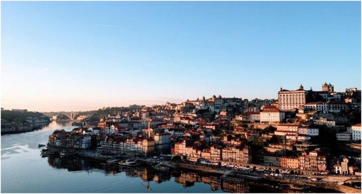 Cidades de Portugal Porto