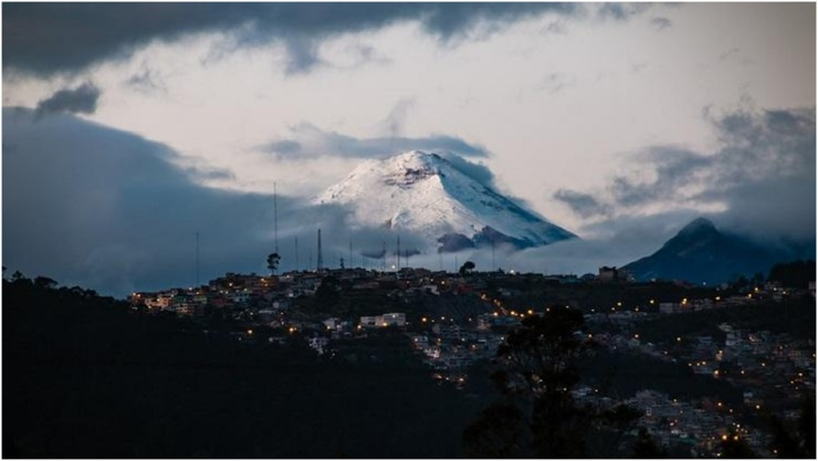 O que fazer no Equador Quito