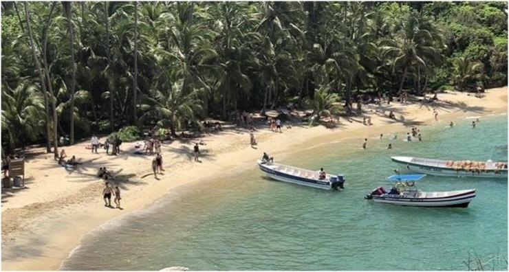 Praias da Colômbia