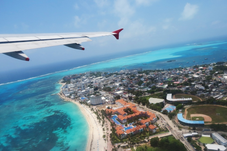 Passagens aéreas para Colômbia