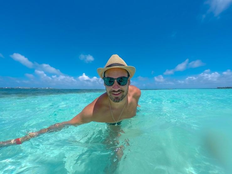 viajar para as praias colombianas
