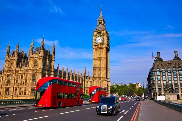 Quantos dias no roteiro de Londres?