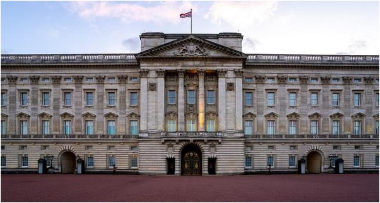 Roteiro Londres Palácio de Buckingham