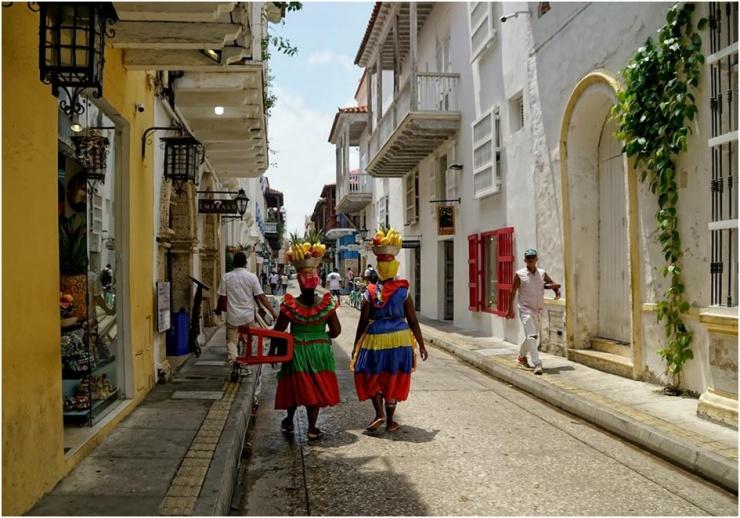 Turismo na Colômbia Cartagena das Índias