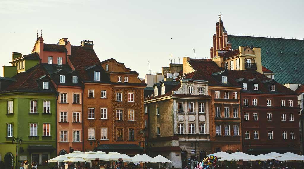 Arquitetura das cidades da Alemanha