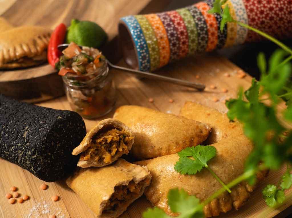 comidas típicas da argentina: empanadas
