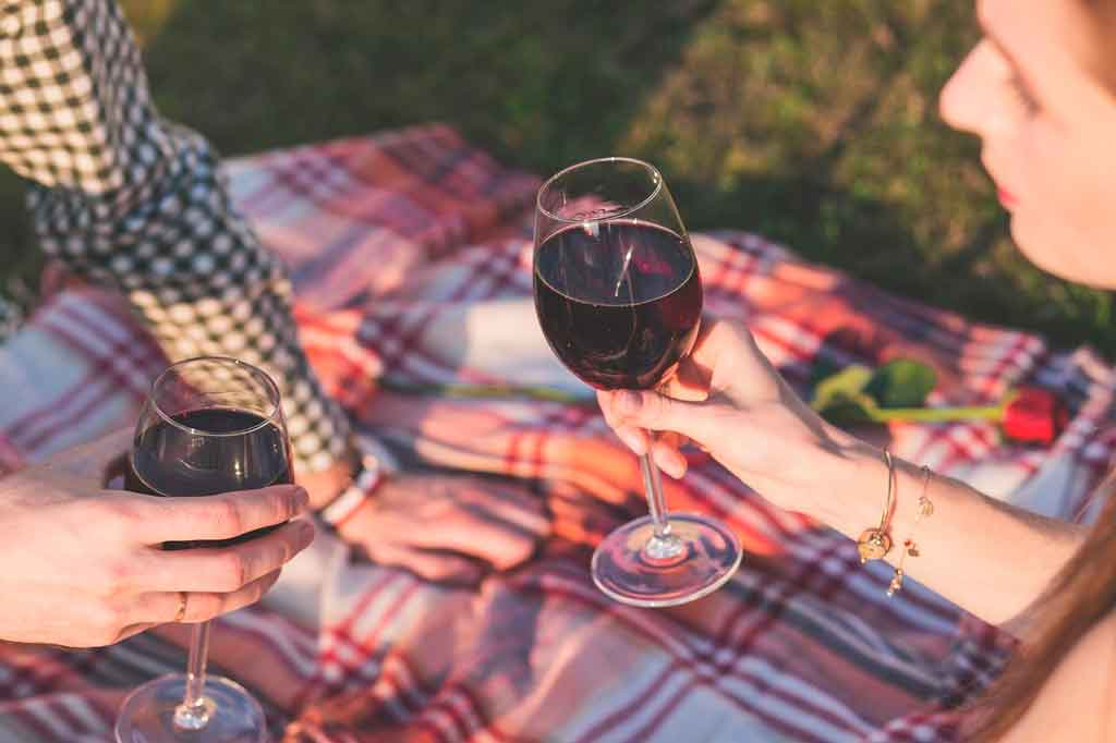 Comidas típicas da Argentina: vinhos