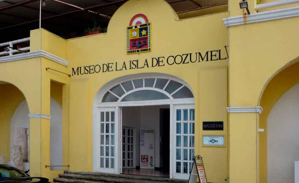 Museu da ilha de Cozumel México