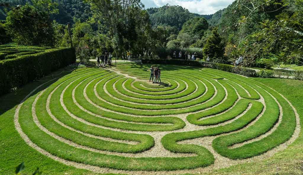 Jardins de Amantikir