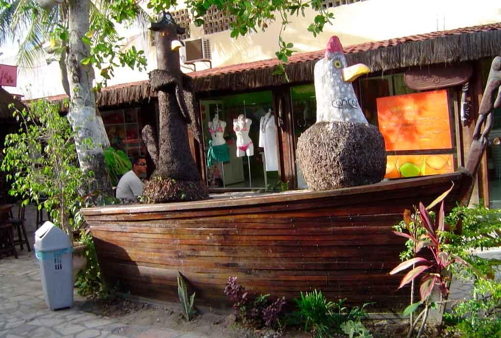 Lugares para conhecer em Porto de Galinhas