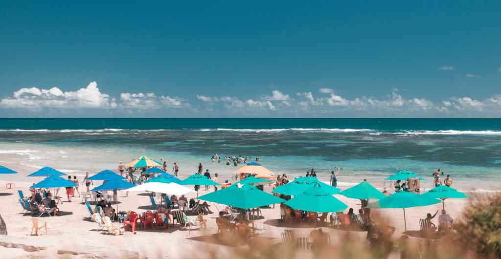 O que fazer em Porto de Galinhas: melhor praia