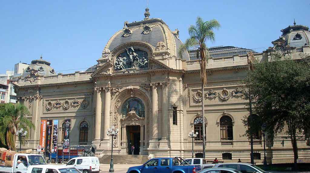 Museu Nacional de Belas Artes no Chile
