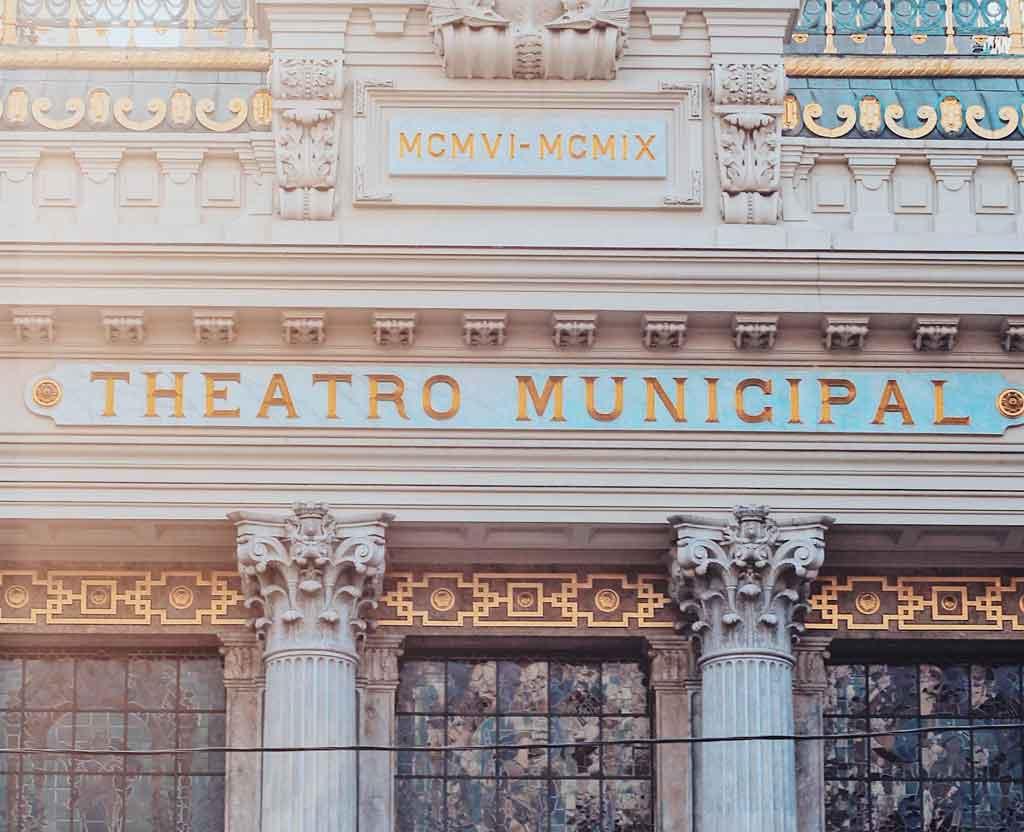 Pontos Turísticos no Rio de Janeiro: Teatro Municipal