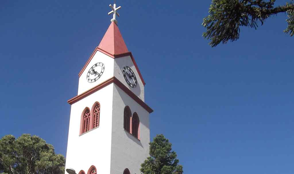 Pontos turísticos de Gramado: Igreja do Relógio