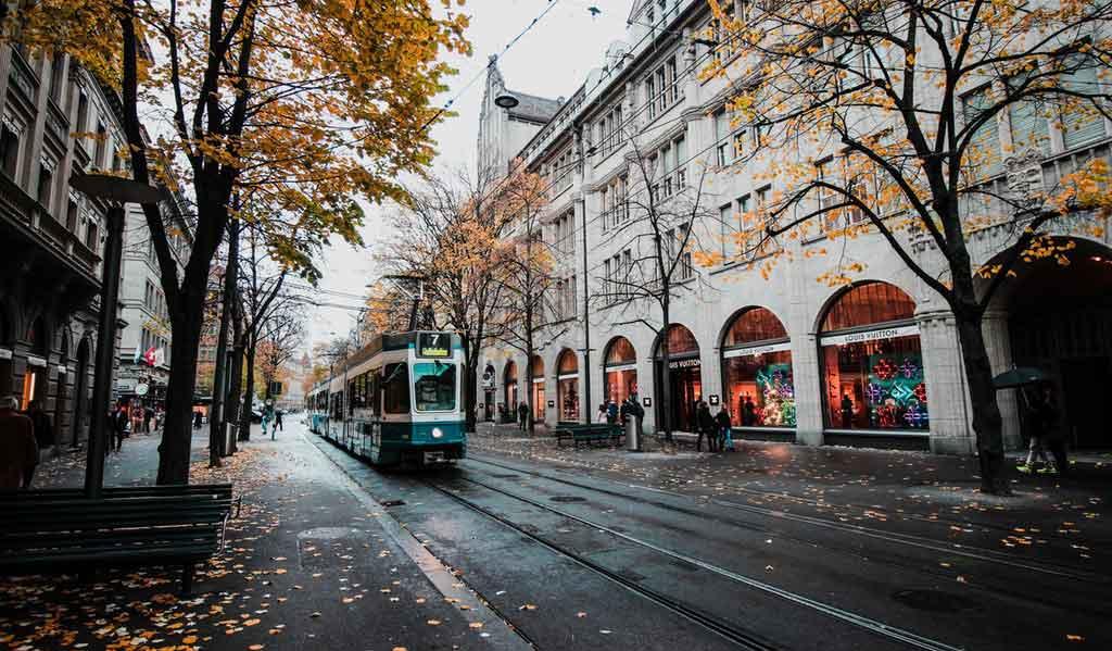 Melhor época para curtir o Outono na Europa