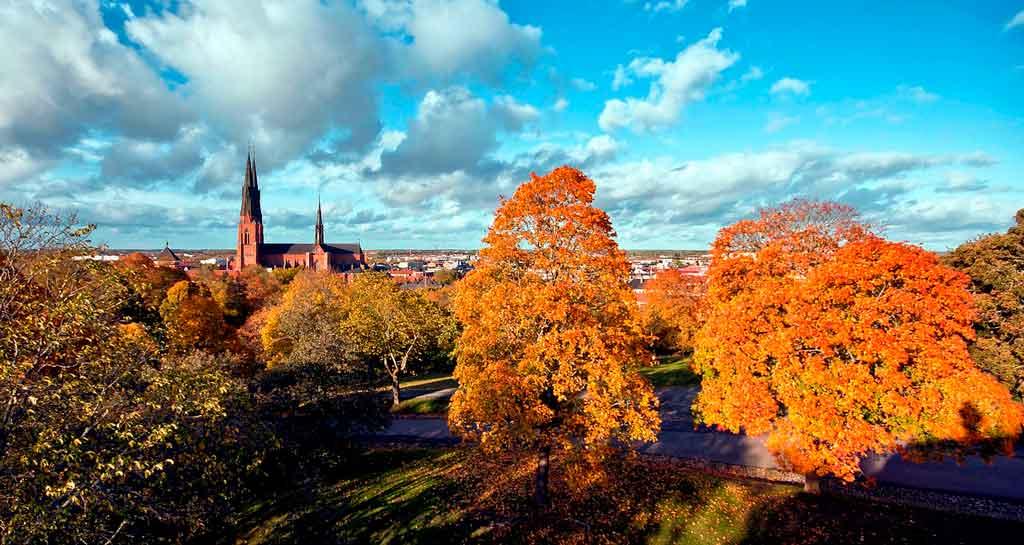 Qual o país mais bonito no Outono na Europa