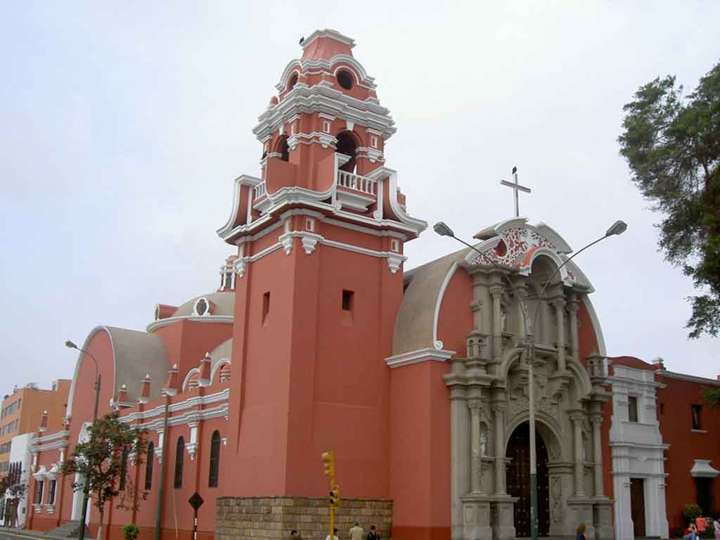 Bairro Barranco, em Lima