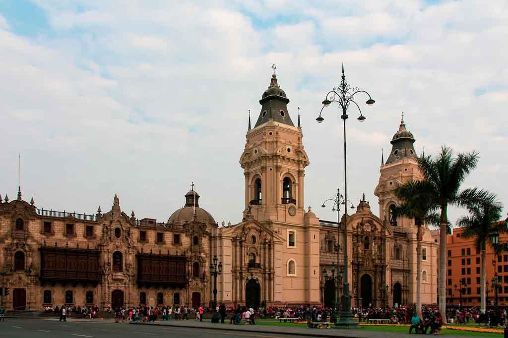 Centro Histórico da Cidade de Lima