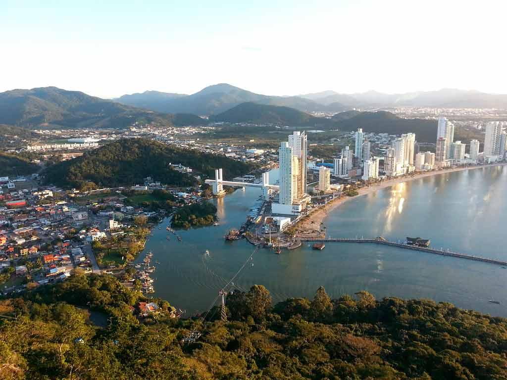 Melhor época para visitar as Cidades turísticas de Santa Catarina