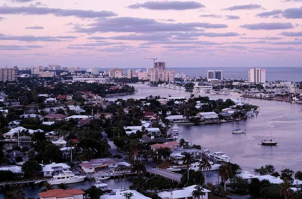 Centro de Fort Lauderdale