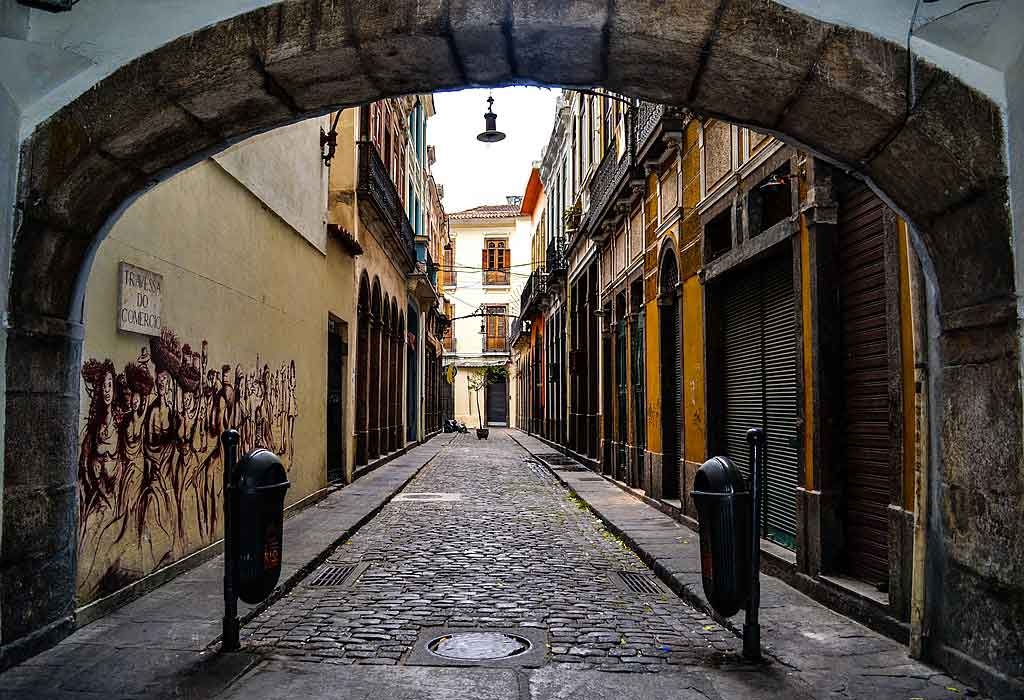 Lugares secretos para visitar no Rio