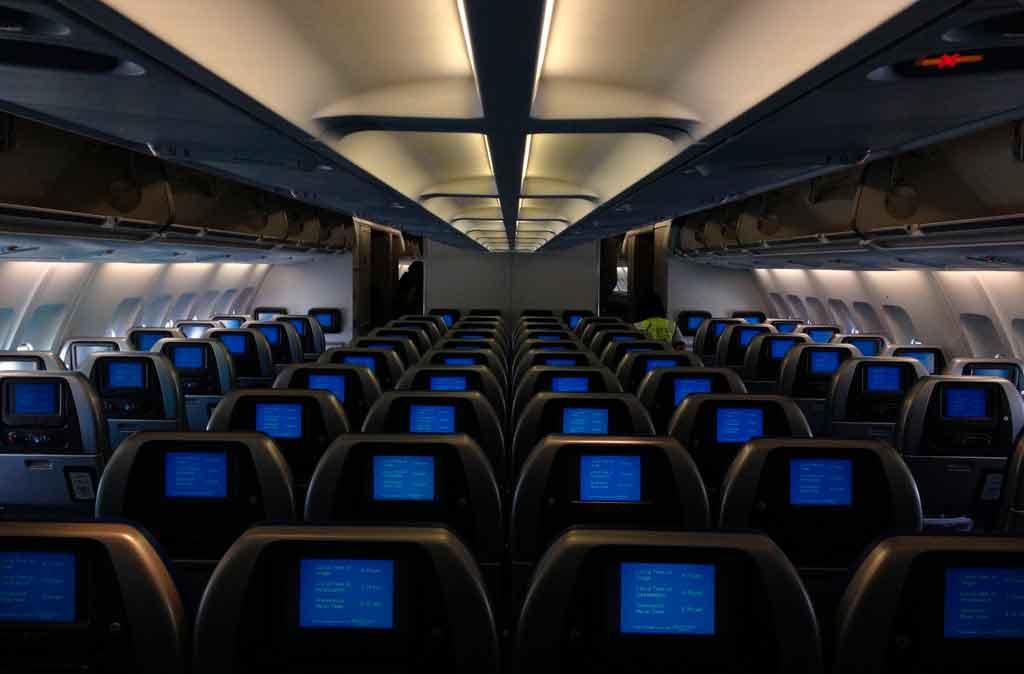 Mapa dos melhores assentos avião: como escolher