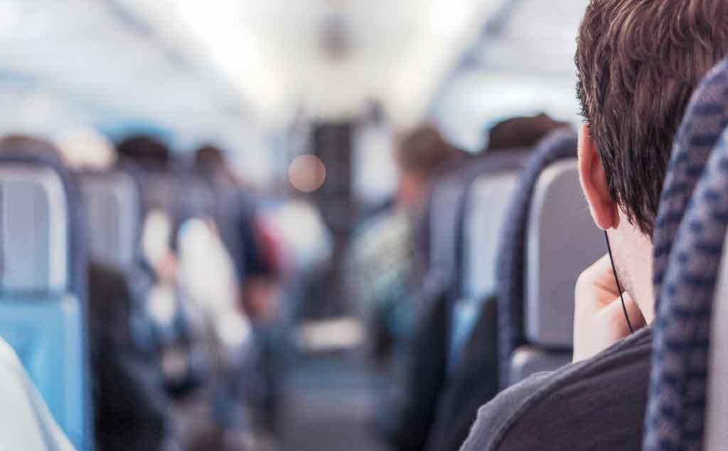 melhores assentos avião: qual o lugar mais seguro