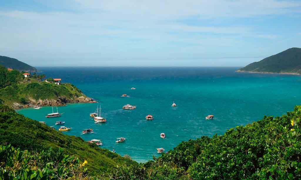 Como ir para Arraial do Cabo