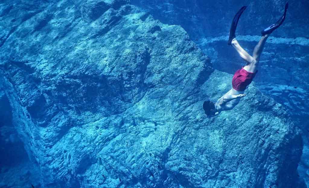 Esportes de mergulho