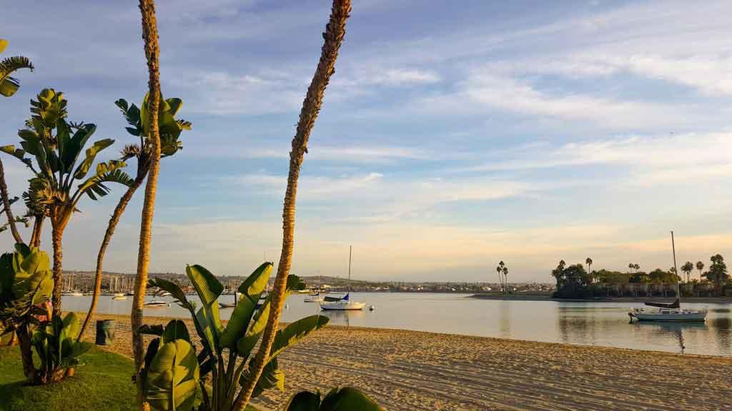 O que fazer em Key West: melhor praia