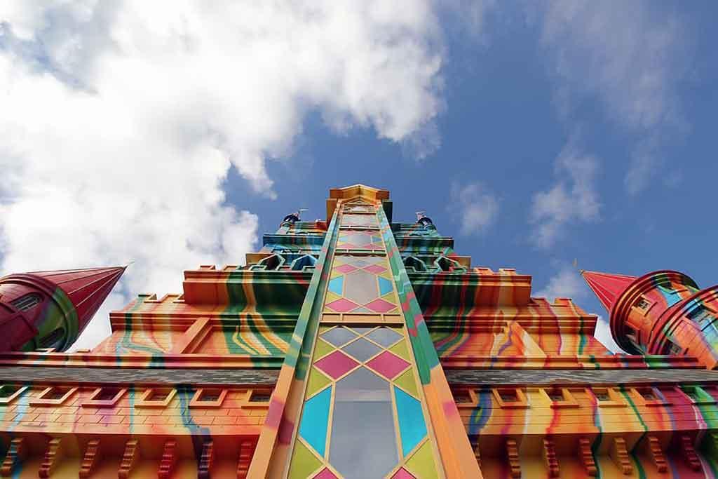 Parque Beto Carrero World: Castelo das Nações