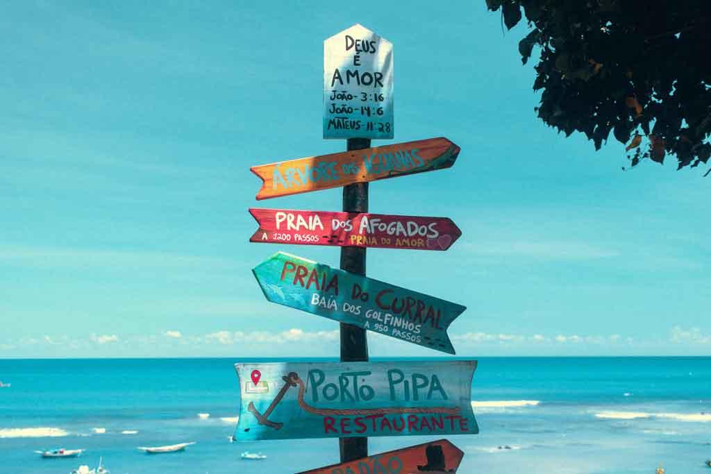 Onde fica a Praia da Pipa