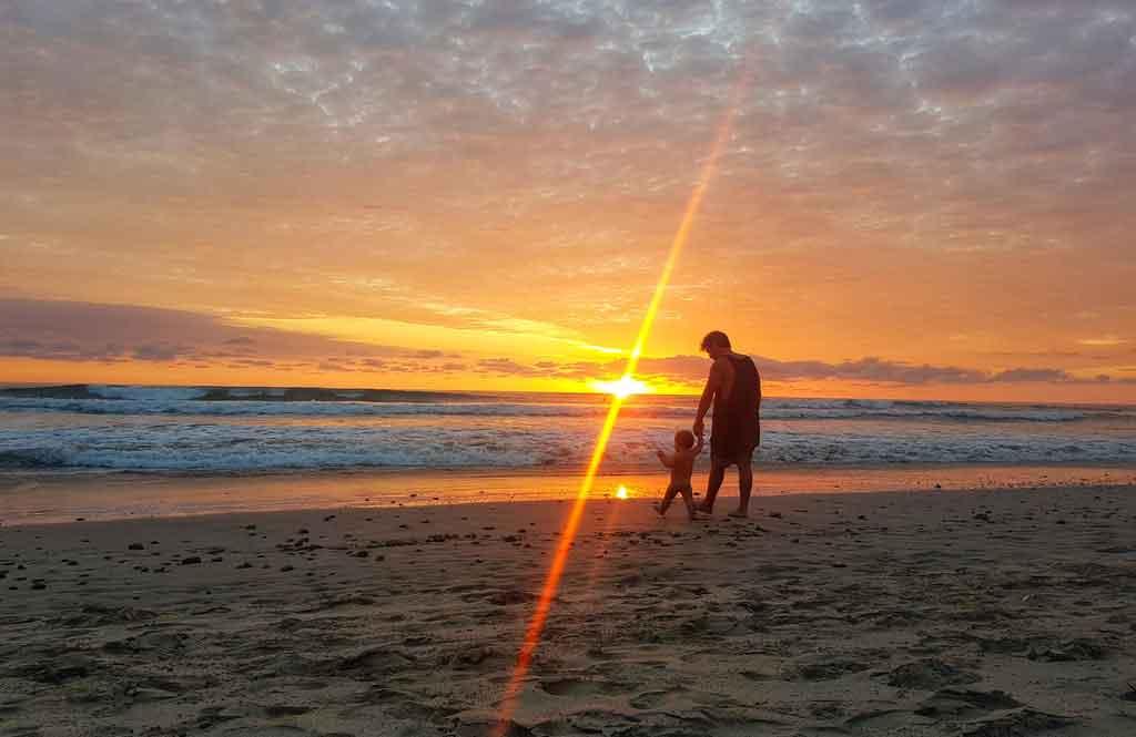 Praia para crianças: melhores lugares para viajar com bebê