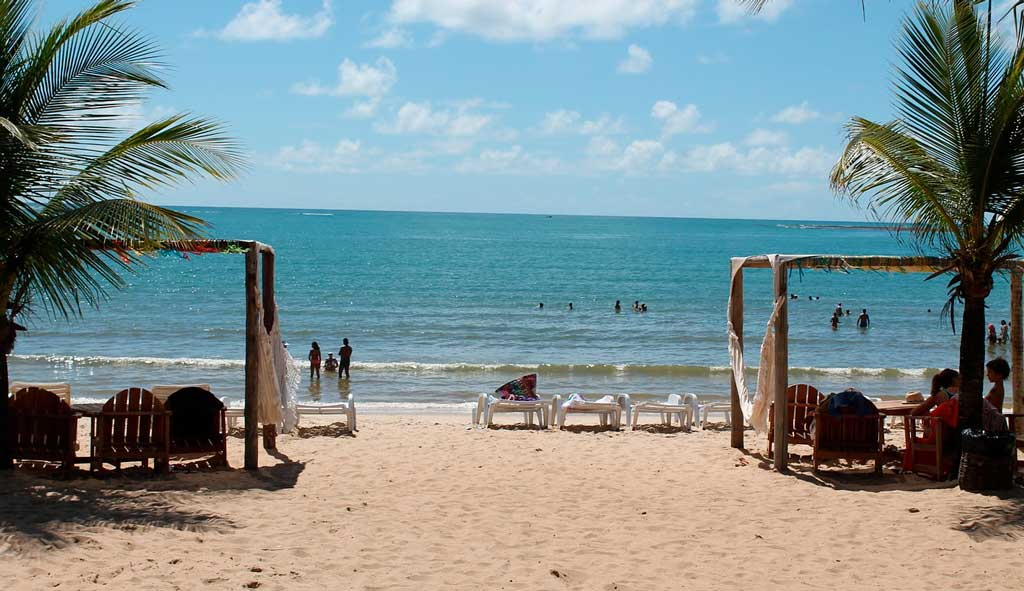 Melhor praia de Porto Seguro
