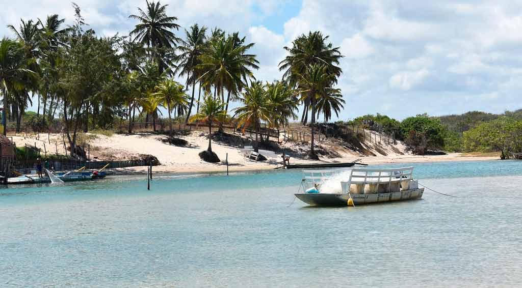 Praias Paradisíacas: Pipa