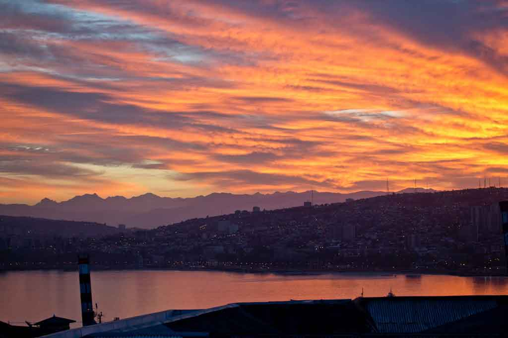 Clima em Valparaíso